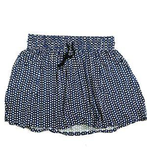 Torrid   blue checkered skirt size 2x
